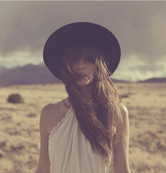 Dreamy Desert Portrait | Kelley Ash, by Harper Smith ...
