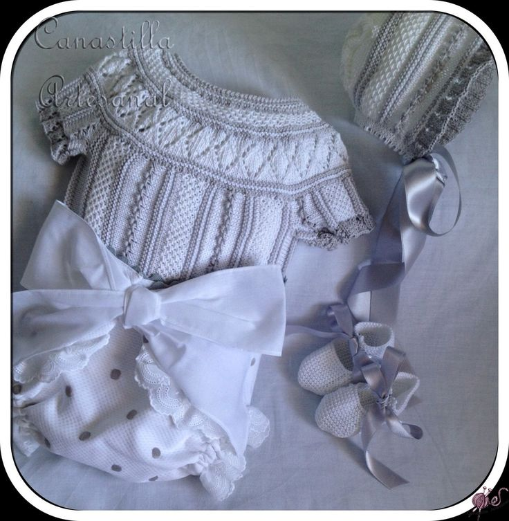 665 best images about chambritas on pinterest baby - Canastilla artesanal bebe ...