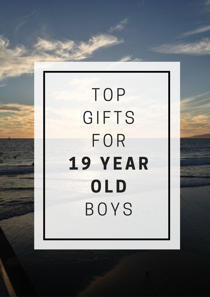 29 best best gifts for 19 year old boys images on pinterest best best gifts for teen boys negle Image collections