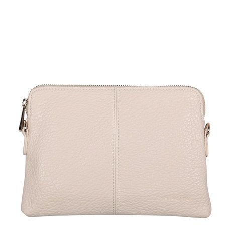 ELMS+KING Spring Summer 2014/15  Bowery Wallet - Cream Pebble