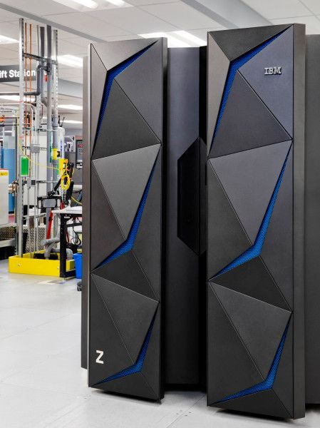 Big Blue announced that its latest IBM Z mainframe computer will be able to encrypt all of the data in an enterprise all of the time, bringing encryption to everything from cloud services to databa…