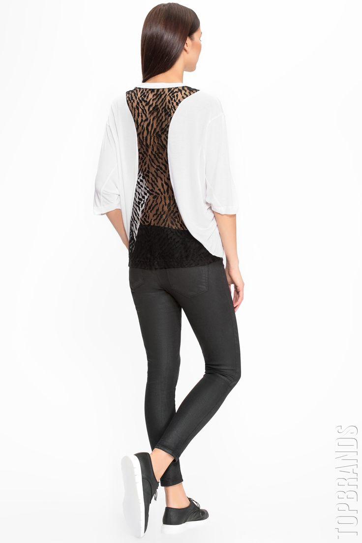 Женская трикотажная блуза ROBERT RODRIGUEZ фото