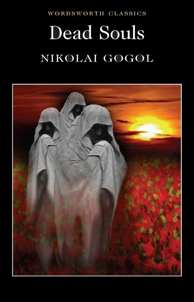 Dead Souls by Nikolai Gogol Paperback New Book with Free UK Postage only at £2.99.. #WordsworthClassics #CheapBooksUK #OnlineBooks