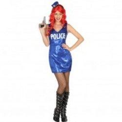 #Disfraz #Policía para chica #mercadisfraces #tienda de #disfraces #online disponemos de disfraces #originales perfectos para #carnaval.