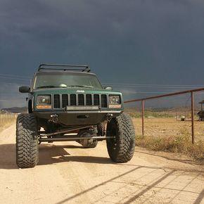 Jeep #cherokee #xj #jeepcherokeexj