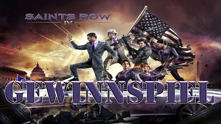 Gewinne Saints Row IV *UPDATE*