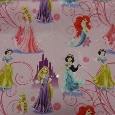 "#Cotonnade #motifs ""#Princesses #Disney"""