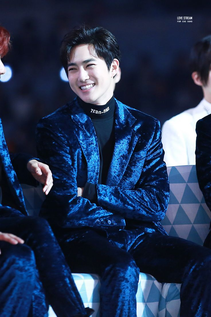 Suho - 161119 2016 MelOn Music Awards Credit: Cotton Diary ...