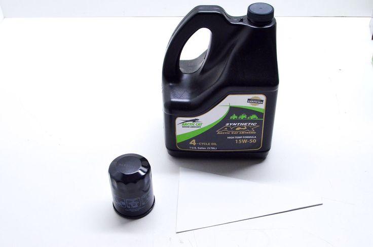 New OEM Arctic Cat  Oil Change Kit  1436-934 NOS | eBay Motors, Parts & Accessories, Snowmobile Parts | eBay!