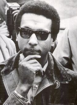 "Stokely Carmichael - originator of the term, ""Black Power"""