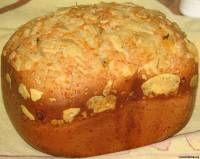 """""""Сыроежка"""" - хлеб с сыром и чесноком"""