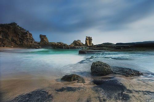 Klayar Beach, Pacitan, East Java, Indonesia - Pantai Klayar | Pacitan, Jawa Timur, Indonesia