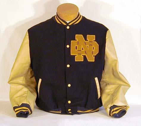Champion Letterman Jacket