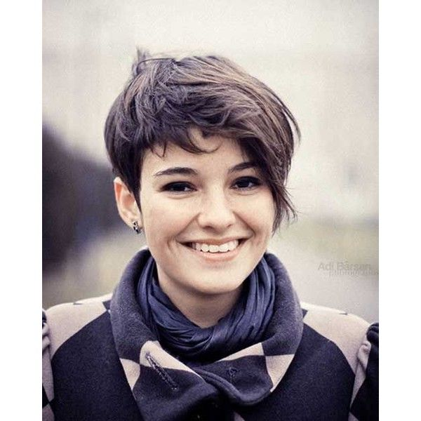 try new hair styles 114 best brown pixie cut images on bobs 4123