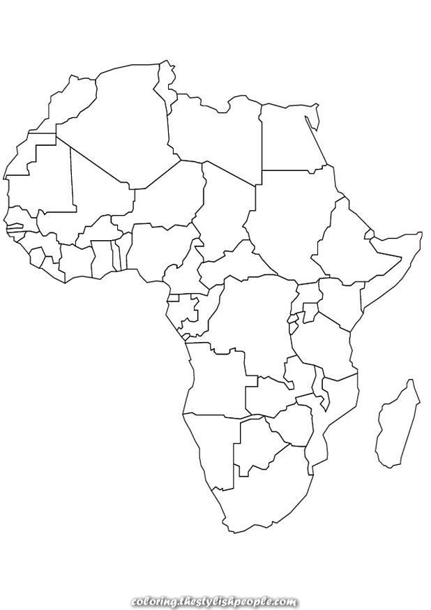 Pages Map Of Africa Africa Map South Africa Map African Map