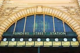Image result for Flinders station