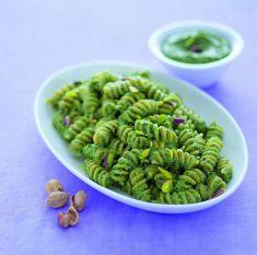 Salsa di lattughino, cipollotti e pistacchi - Tutte le ricette dalla A alla Z - Cucina Naturale - Ricette, Menu, Diete