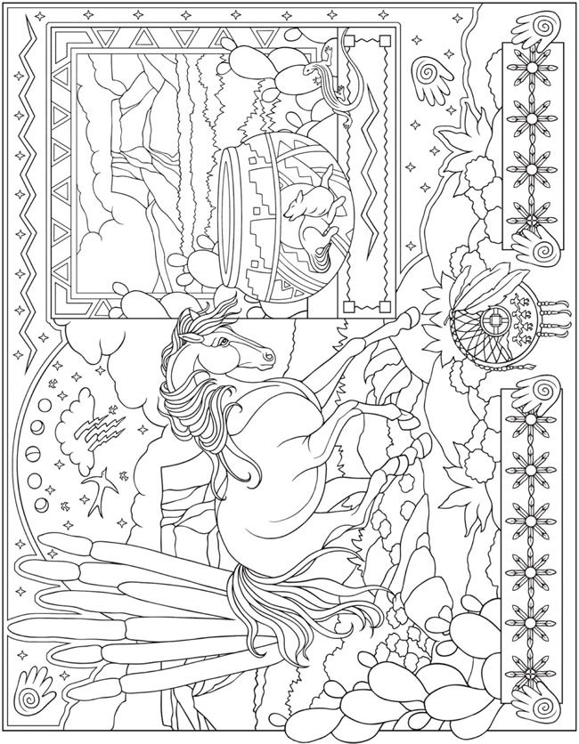 2380 best images about Dover Coloring on Pinterest ...