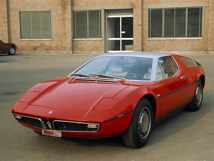 1971 maserati bora similar design to the merak which is one of my favorite