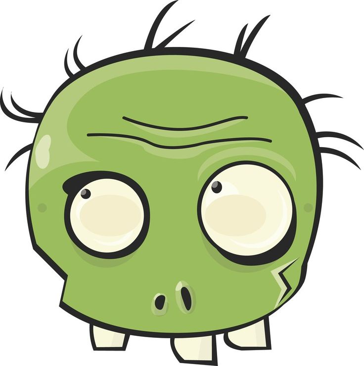 Plants vs. Zombies - Zombie Ma by PaperVictrola