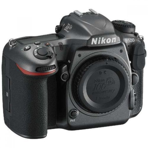 Nikon D500 100th Anniversary only Body excl Lens Digital Camera