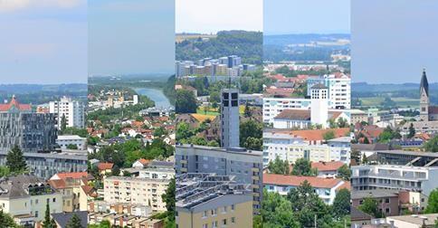 unser Vereinssitz: Stadt Wels