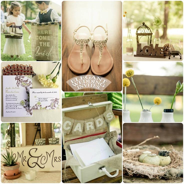 Get the rustic wedding invitations at: http://www.elegantweddinginvites.com/product/rustic-floral-wedding-invitations-ewi035/