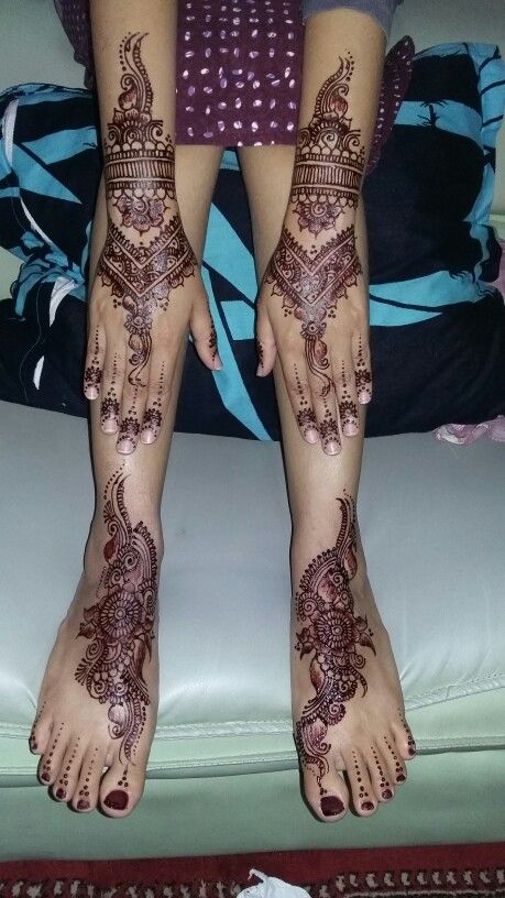 bridal henna by me