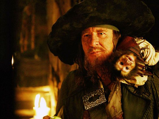 Does Hector Barbossa love you?