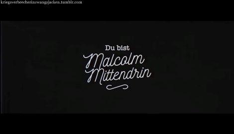 Malcom Mittendrin - Motrip