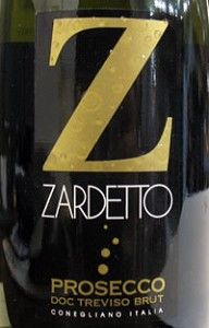 Zardetto Prosecco di Conegliano Brut  - http://online.wsj.com/news/articles/SB10001424052748703303904575293040043529462 -  Buy the freshest possible.