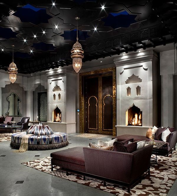 Casbah Cove Luxury Moroccan Riad In Palm Desert In 2020 Moroccan Style Interior House Design Moroccan Interiors