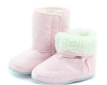 Pusat Sepatu Boots Bayi - Laki-laki yang lembut & Girls sepatu Pertama, sepatu balita (S = 11cm M = 12cm L = 13cm) bayi sepatu xie10   Pusat Sepatu Bayi Terbesar dan Terlengkap Se indonesia