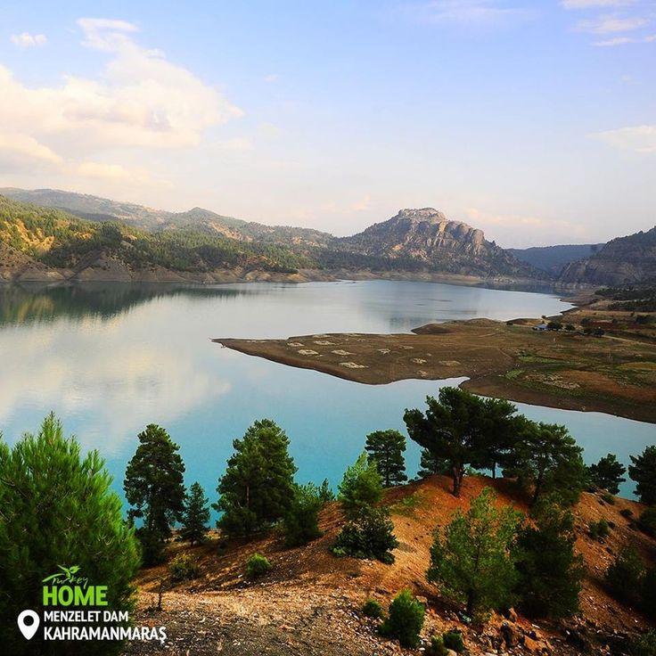 Чарівний захід сонця на річці Джейхан у провінції Кахраманмараш. #Turkey #Homeof #NaturalBeauty#CeyhanRiver#Kahramanmaraş