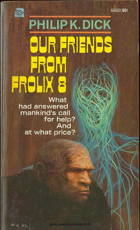 awesome classic sci-fi book cover H.G. Wells - The First Men In The Moon