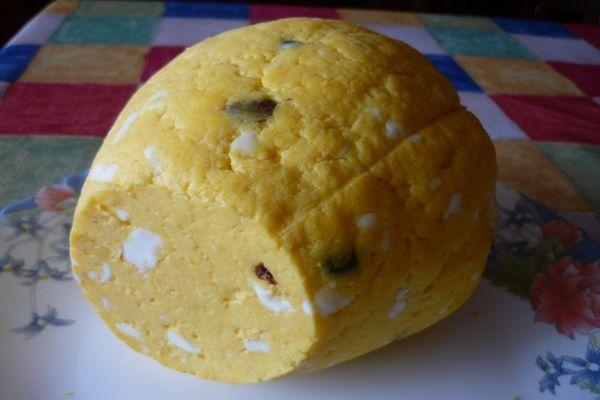 A Húsvét lelke: nagymamáink sárga túró receptje