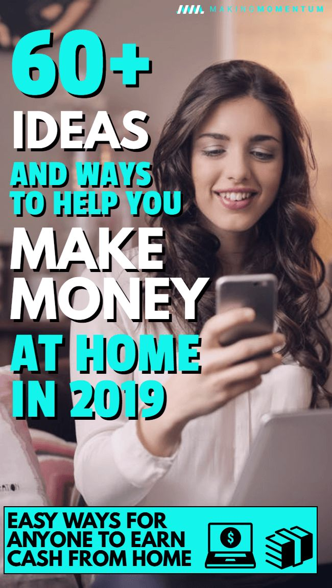 60 Ways To Make Money Online From Home In Canada (Earn Extra Cash) – Centsible Moves | Personal Finance | Make Money Blogging |