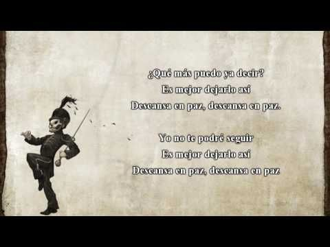 "My Chemical Romance - ""Helena"" Español"
