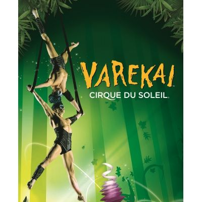 Cirque du Soleil - Varekai la Budapesta