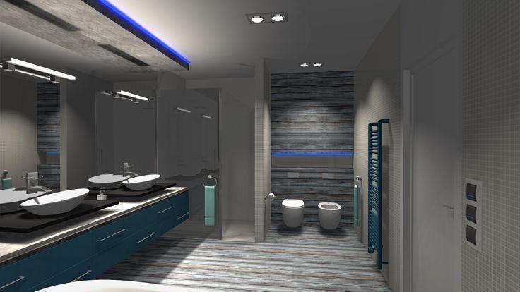 Łazienka 15 m2