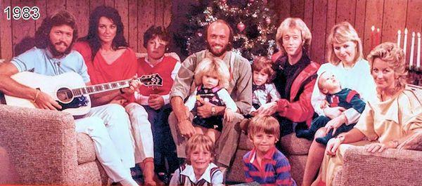50jaar Getrouwd In 2020 Bee Gees Barry Gibb Andy Gibb