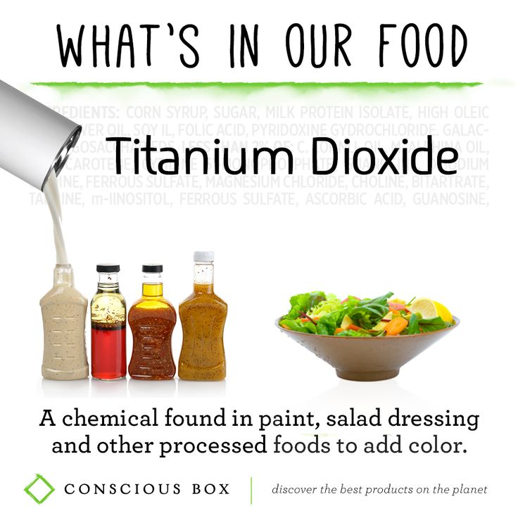 13 best Titanium Dioxide free products images on Pinterest