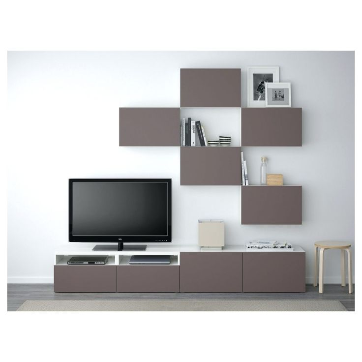 Best 25 modern tv cabinet ideas on pinterest tv wall for Ikea meuble mural besta