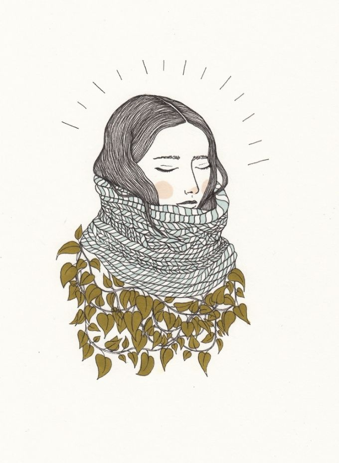 Mali Fischer Illustration
