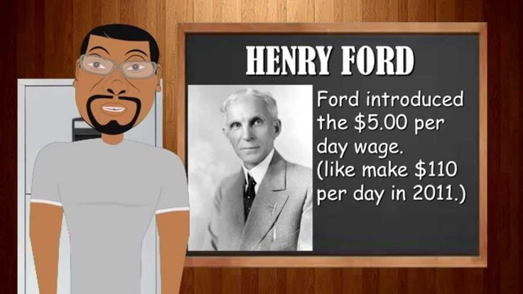 Henry Ford (Biography for Children) Famous Inventors (Cartoons for Child...