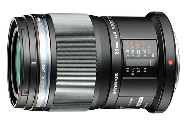 Olympus M.Zuiko Digital ED 60mm f/2.8 Macro Lens - Photo Review