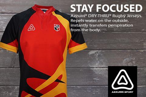Azzurri Sport Rugby Jersey