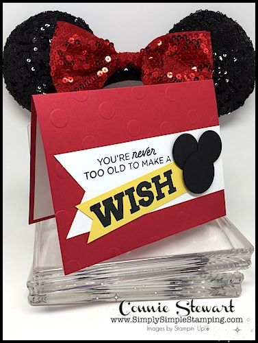 Quick Mickey Minnie Mouse Birthday Cards
