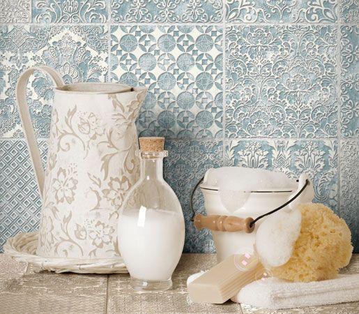 La Chic Ocean Mix Kitchen Tile