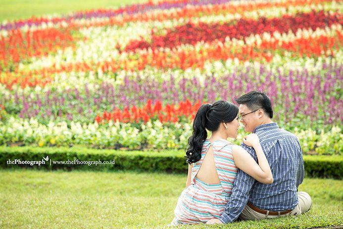 Garden Rhapsody | Daniel and Fifi| By Dicky U. Halimawan | thePhotograph